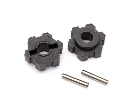 Hexagones de roues (2 ) ( TRX8956 )