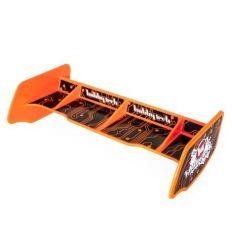 Aileron buggy 1/10 plastique orange (HT-501551)