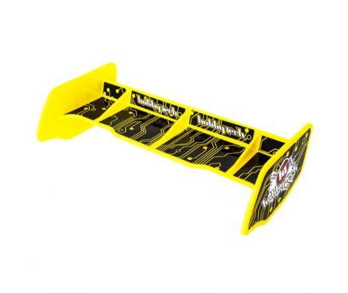 Aileron buggy 1/10 plastique jaune (HT-5015521)