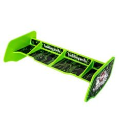 Aileron buggy 1/10 plastique vert (HT-501554)