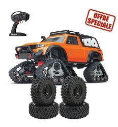 Traxxas TRX-4 Traxx Orange 4x4 1/10