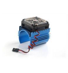 Radiateur avec Ventilateur Hobbywing pour moteur diam 44mm