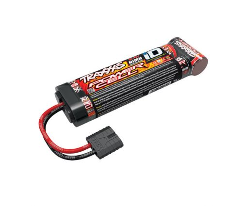 Batterie Traxxas NI-MH 8,4V 3000 MAH en long - iD