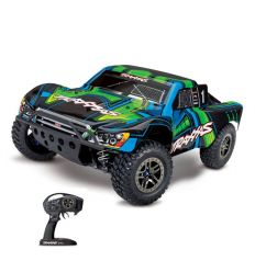 Traxxas Slash - 4x4 - Orange - 1/10 Brushless VXL - TSM - iD