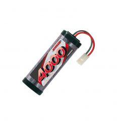 Batterie Nosram Nimh 4000 mAh à prise tamiya