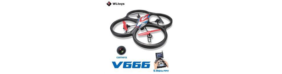 WLtoys V666