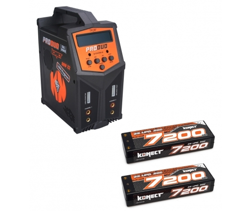 Pack Batterie Chargeur