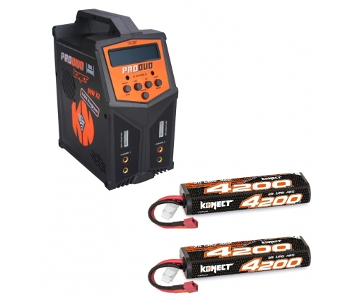 Pack Chargeur + batterie 2s