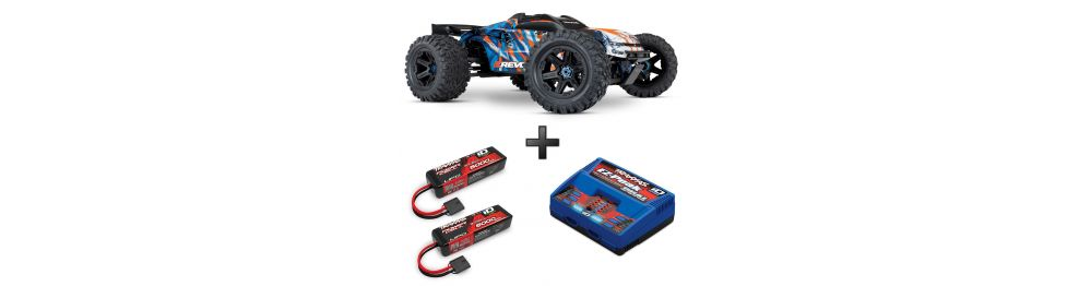Packs Traxxas