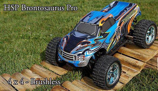 Brontosaurus Pro