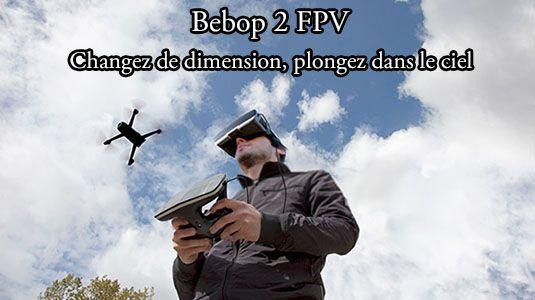 Bebop 2 FPV