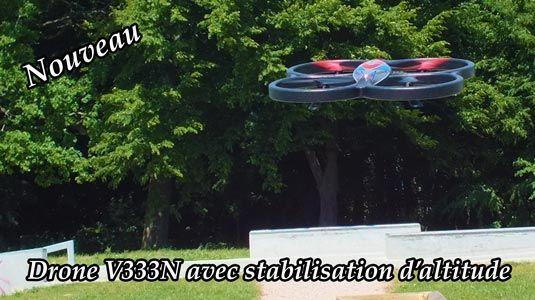Drone V333N